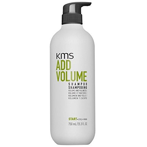 KMS California Addvolume Shampoo, 750 ml