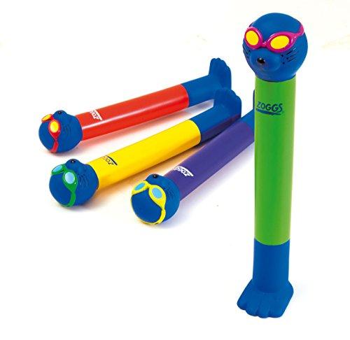 Zoggs Kinder Schwimmspielzeug Dive Sticks, 301265