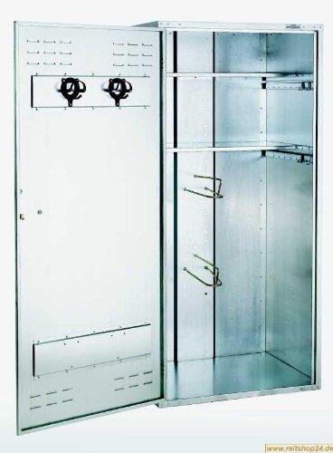 Sattelschrank 190 x 90 x 75 cm - 4982-Zylinderschloss