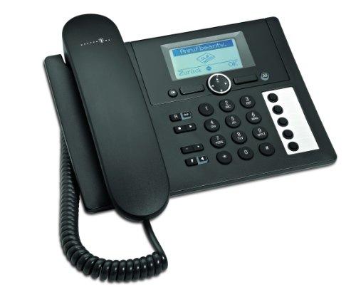 Deutsche Telekom Concept PA415 Telefon schwarz