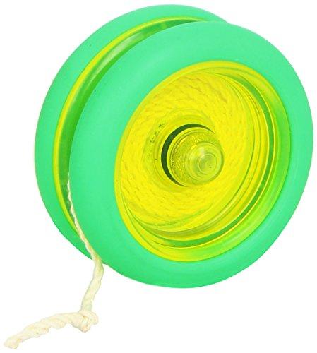 Henrys A00030-0605 - Yo-Yo Tiger Snake, grün/gelb (farblich sortiert)