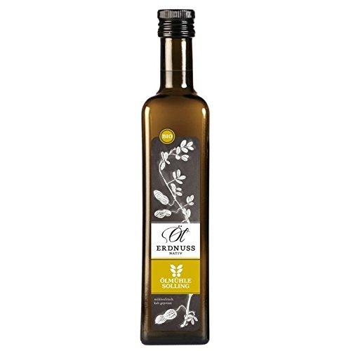 Erdnussöl (500ml)