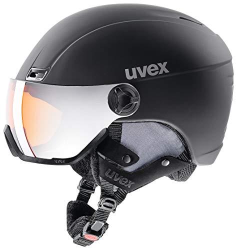 Uvex Erwachsene HLMT 400 Visor Style Skihelm