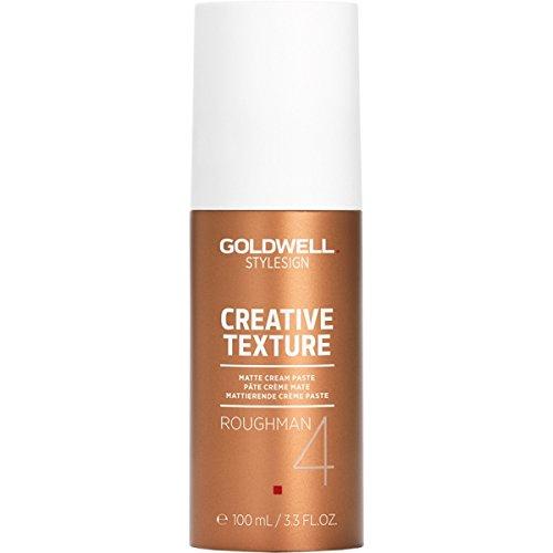 Goldwell Sign Roughman, Mattierende Creme Paste, 1er Pack (1 x 100 ml)