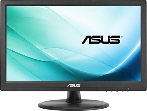 Asus VT168H 39,6 cm (15,6 Zoll) Multi-Touch Monitor (VGA, HDMI, 10ms Reaktionszeit) schwarz