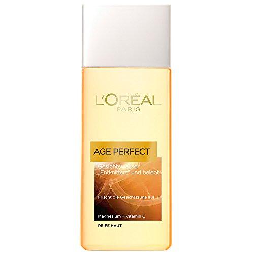 L'Oreal Paris Gesichtsreinigung Age Perfect Gesichtswasser 200ml
