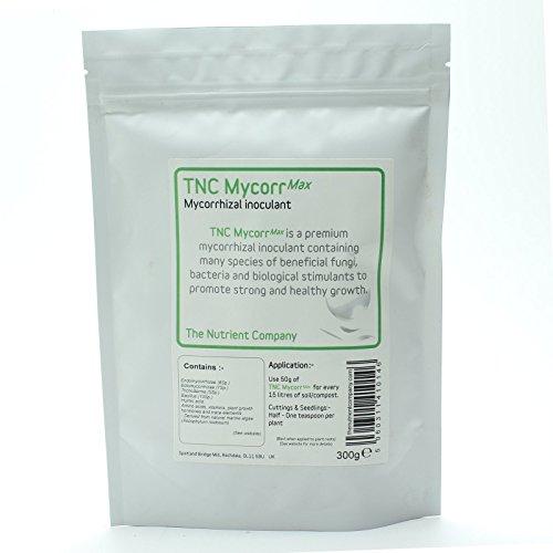 TNC MycorrMax – Premium Mykorrhiza pulver mit Trichoderma und bakterien - Endomykorrhiza – Ektomykorrhiza – Mykorrhizapilze günstig kaufen