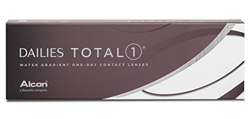 Dailies Total 1 Tageslinsen weich, 30 Stück / BC 8.5 mm / DIA 14.1 / -2 Dioptrien