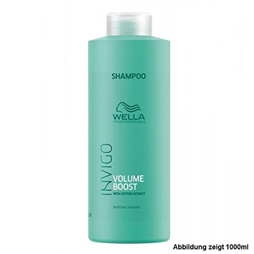 Wella Professionals INVIGO Volume Boost Shampoo xxl 500ml