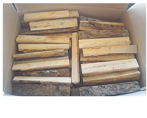 25cm Anzündholz 30kg-Paket Anmachholz Hartholz Anfeuerholz Ofenfertig Brennholz (30)