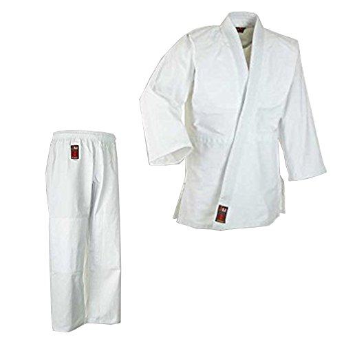 Judo-Anzug'to start' mit Weißgurt für Kinder und Anfänger, 9001, Gr.150
