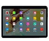 10 Zoll Octa Core CPU Android Tablet 4GB RAM 64GB interner Speicher WiFi Kamera GPS Dual SIM ohne Netzsperre 3G Tablet Metall Schwarz