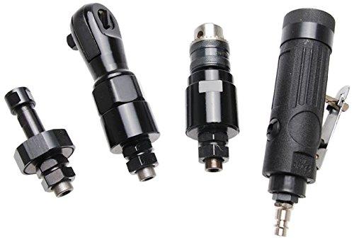 BGS 3262 Druckluft-Multiwerkzeug mit 3 auswechselbaren Arbeitsköpfen