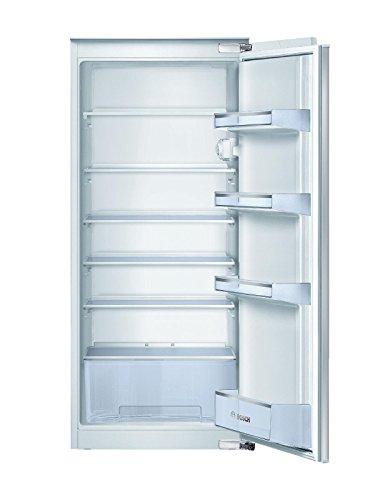 Bosch KIR24V60 Serie 2 Einbaukühlschrank / A+ / 224 L / Weiß / Abtau-Automatik / Transparenter Gemüsebehälter/ Fest montiert