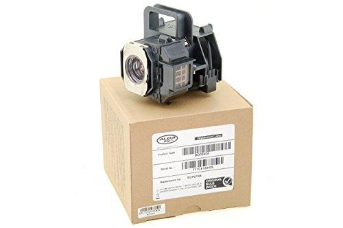 Alda PQ Original, Beamerlampe, Ersatzlampe für EPSON EH-TW2800, EH-TW2900, EH-TW3000, EH-TW3200, EH-TW3500, EH-TW3600, EH-TW3800, EH-TW4000, EH-TW4400, EH-TW4500, EH-TW5000, EH-TW5500, EH-TW5800, EH-TW8500, EMP-TW3800, EMP-TW5000, EMP-TW5500, H291A, H292A, H293A, H337A, H373B, H700, HOME CINEMA Serie: 6100, 6500UB, Home Cinema Serie: 9700UB, 6100, 6500UB, 8100, 8345, 8350, 8500UB, 8700UB PRO CINEMA Serie: 7100, 7500UB, 9100, 9350, 9500UB Projektoren, Alda PQ Lampe im PRO-G6s Gehäuse, Halterung