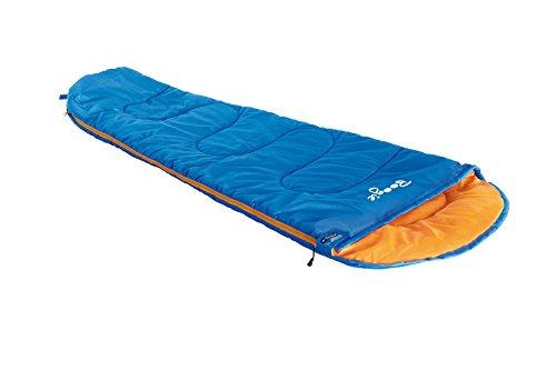 High Peak Kinder Schlafsack Boogie blau/Orange,