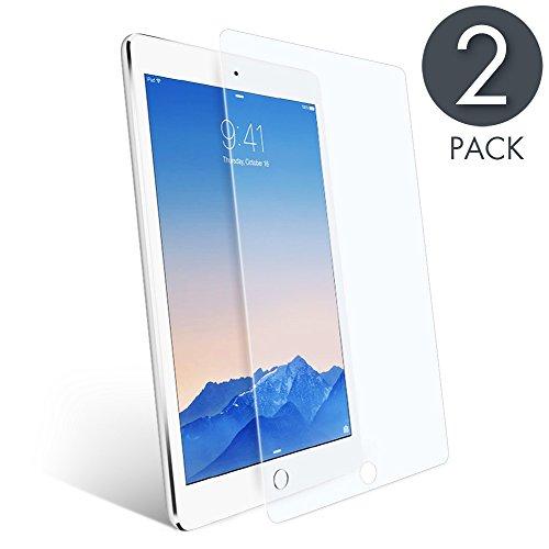 iPad Air folie Panzerglas folie,aiMaKE iPad Air 2 schutzfolie   Panzerglas Displayschutzfolie für iPad Air / Air 2 9.7 Zoll   99% HD Ultra-klar glasfolie