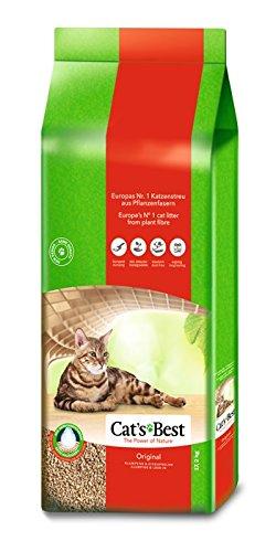 Cat's Best Original Katzenstreu, 40 Liter