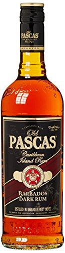 Old Pascas Barbados Dark Rum (1 x 0.7 l)