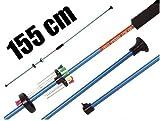 Zerlegbares Sport ALU G8DS Präzisions Blasrohr +12 Dart Pfeile 155cm