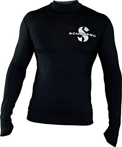 Scubapro SWIM Rash Guard Langarm Herren Slim Fit UV-Shirt Collection 2017 (XXL)