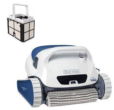 Dolphin BLUE Maxi 30 - Vollautomatischer Poolroboter (Boden und Wände) muss Clever Navigationssystem sauber