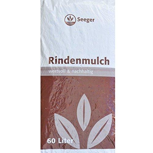 Premium Rindenmulch von Kuhlmann | 60 L