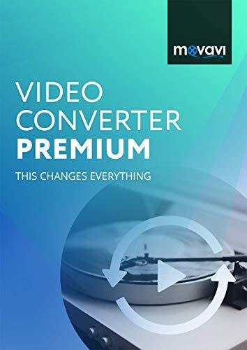 Movavi Video Converter 19 Personal | Premium | PC | PC Aktivierungscode per Email