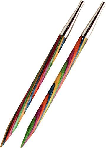 KnitPro Symfonie, Spitzen für Stricknadeln, austauschbar, aus Holz