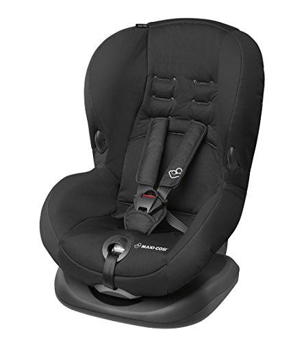 Maxi-Cosi Priori SPS Plus Kindersitz mit optimalem Seitenaufprallschutz und 4 Sitz- und Ruhepositionen, slate black, Gruppe 1 (ab 9 Monate bis ca. 4 Jahre, 9-18 kg)