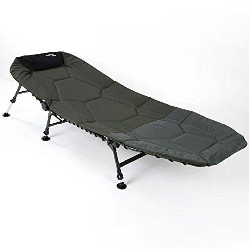 Mostal Anglerliege Karpfenliege Bedchair Angelliege Campingliege Gästebett