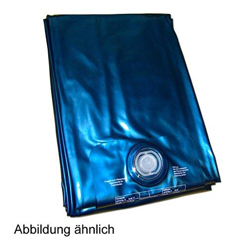 DUO Wassermatratzen 200x200 cm, Wasserkerne, Wasserbett Matratzen für Softside Wasserbetten kaufen (Beruhigung 75%)