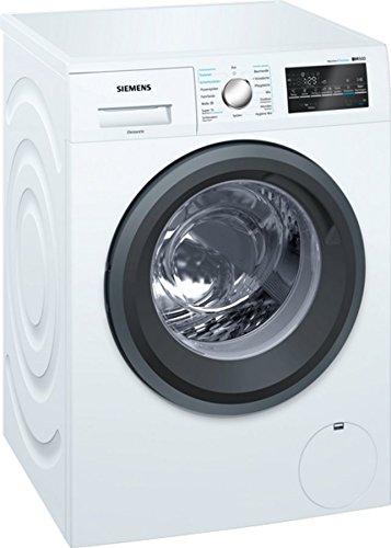 Siemens WD15G443 iQ500 Waschtrockner / A / 1500 UpM / 7kg Waschen / 4kg Trocknen / IQ-drive / Nachlegefunktion / waterPerfect+ / weiß