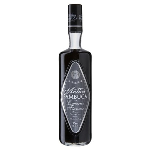 Antica Sambuca Black 0,7 Liter