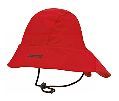 Musto Südwester Atmungsaktiv Farbe Rot Größe S