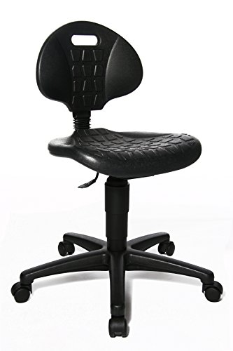 Topstar Arbeitsdrehstuhl TEC 20/72220PU0 schwarz