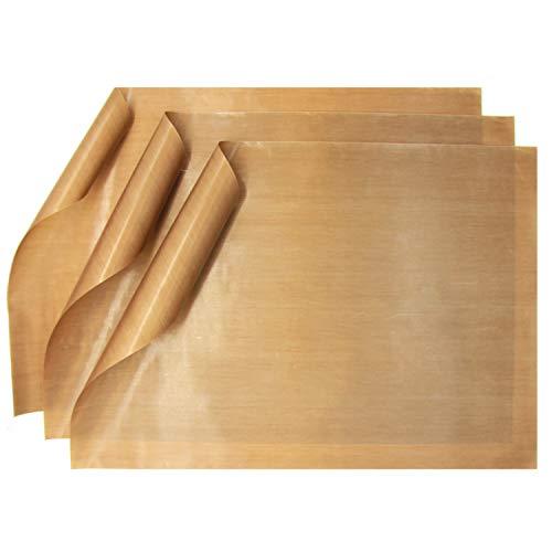 GOURMEO Dauerbackfolie, zuschneidbar und spülmaschinenfest - wiederverwendbares Backpapier