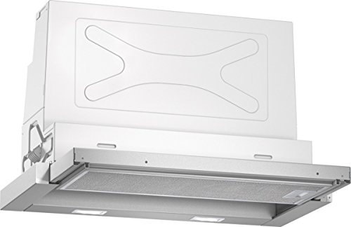 Neff DED4652X (D46ED52X0) / Flachschirmhaube / 60cm / Wahlweise Abluft- oder Umluftbetrieb