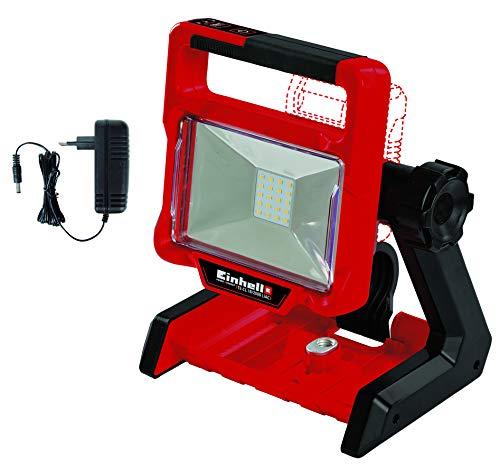 Einhell Akku Lampe Solo Power X-Change (18 V, Lithium-Ionen, schwenkbarer Leuchtkopf, Hybridfunktion, ohne Akku und Ladegerät) TE-CL 18/2000 LiAC