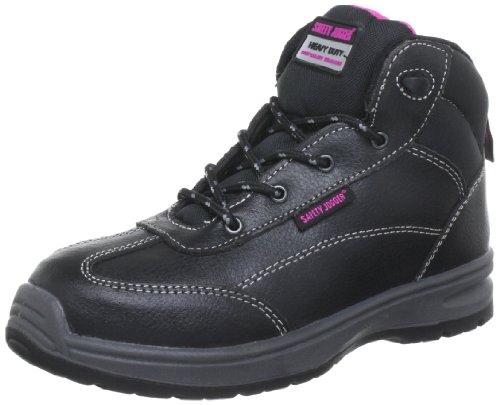 Safety Jogger Force2 Force 2, Unisex-Erwachsene Sicherheitsschuhe, Schwarz (BLK), EU 40