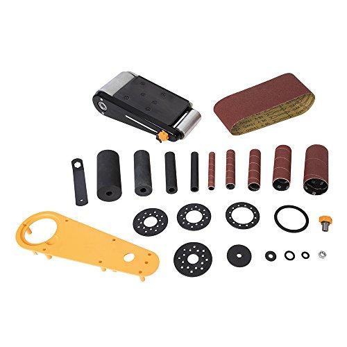 Triton 977604 oszillierender Spindel- und Bandschleifer, 450 W Tspst450, 450 W, 0 V