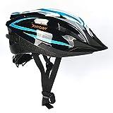 KOOPAN Fahrradhelm Erwachsener Fahrrad Sturzhelm Reithelm Mountainbike Helm Y-20