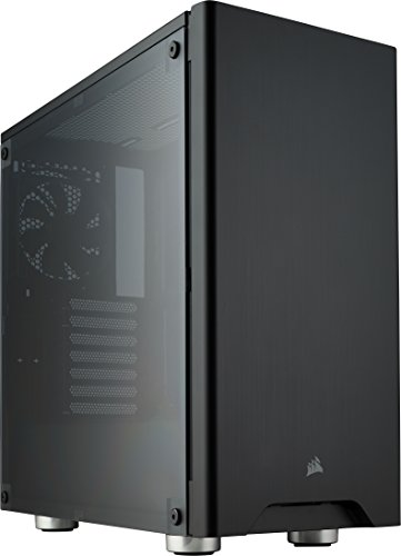 Corsair Carbide 275R Mid-Tower-Gaming-Gehäuse, Schwarz