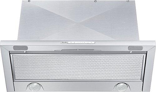 Miele DA3466 EDST 230/50 TLK Flachschirmhaube / 59,5 cm / Elegantes Design - flacher Wrasenschirm in 60 cm Breite / Leistungsstark - 550 m³/h in der Intensivstufe / edelstahl