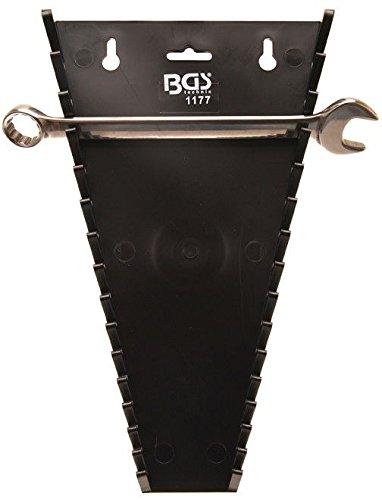 BGS Halter für Maul-Ringschlüssel, 15 Auflagen, 1177