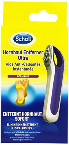 Scholl Hornhaut Entferner Ultra, gegen Hornhaut, schnell und effektiv, Fußpflege, 1 Stück