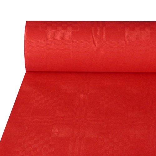 PAPSTAR 12573Papiertischdecke, Rot