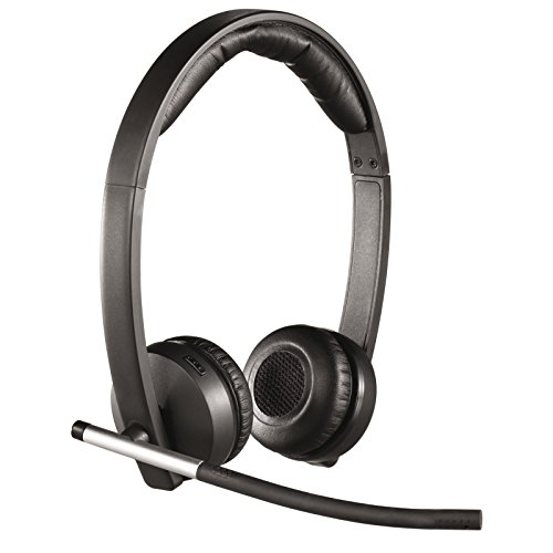 Logitech Wireless Headset Dual H820e, schwarz