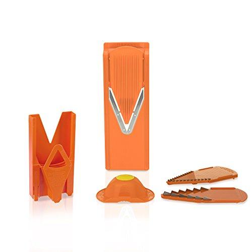 Börner V3 TrendLine mit Halter und Multibox (orange)