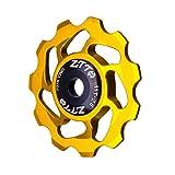 Leichte Aluminiumlegierung MTB Fahrrad Schaltwerk Stützrad Keramiklaufrolle AL7075 CNC Rennrad Führungsrolle